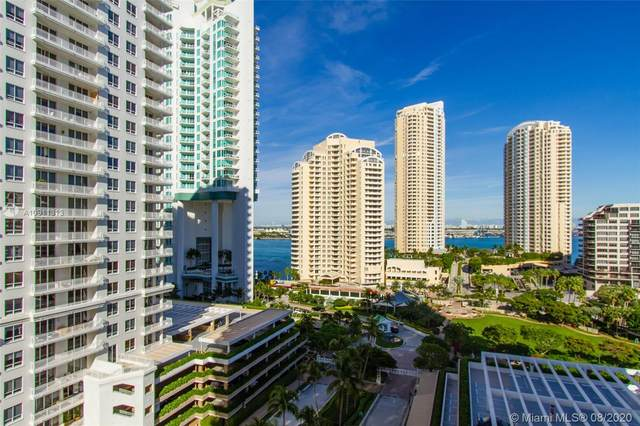 701 Brickell Key Blvd #1505, Miami, FL 33131 (MLS #A10911313) :: Ray De Leon with One Sotheby's International Realty