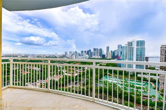 2475 Brickell Ave #2306, Miami, FL 33129 (MLS #A10911356) :: Green Realty Properties