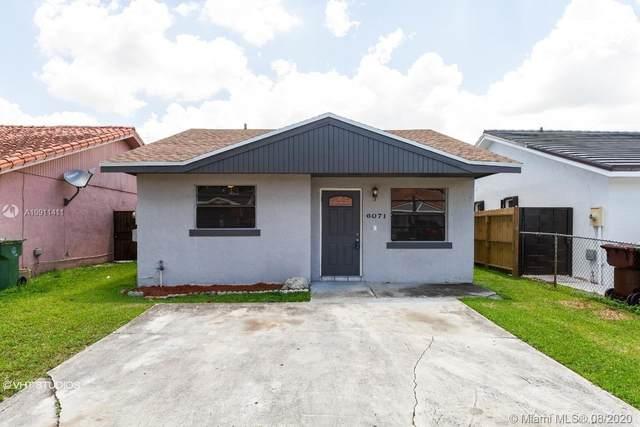 6071 W 22nd Ln, Hialeah, FL 33016 (MLS #A10911411) :: ONE | Sotheby's International Realty