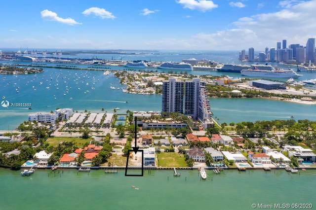 1055 N Venetian Dr, Miami, FL 33139 (MLS #A10911502) :: Carole Smith Real Estate Team