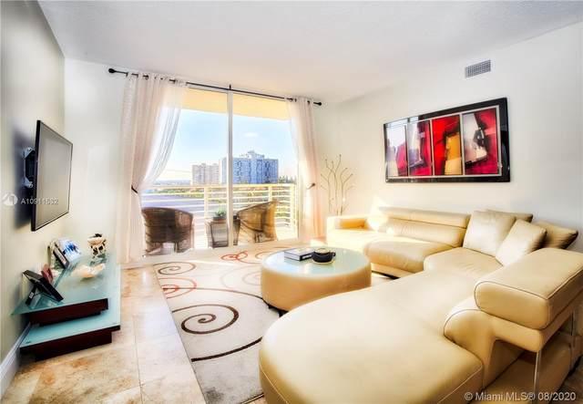 18800 NE 29th Ave #716, Aventura, FL 33180 (MLS #A10911532) :: Berkshire Hathaway HomeServices EWM Realty