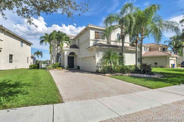 6022 SW 195th Ave, Pembroke Pines, FL 33332 (MLS #A10911577) :: ONE   Sotheby's International Realty