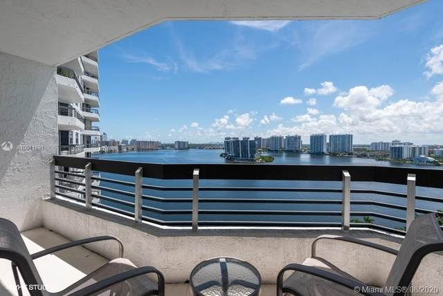 19101 Mystic Pointe Dr #2004, Aventura, FL 33180 (MLS #A10911591) :: Ray De Leon with One Sotheby's International Realty