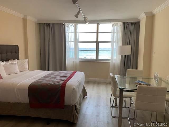 19201 Collins Ave #328, Sunny Isles Beach, FL 33160 (MLS #A10911708) :: Berkshire Hathaway HomeServices EWM Realty