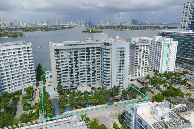 1200 West Ave #808, Miami Beach, FL 33139 (MLS #A10911763) :: The Pearl Realty Group
