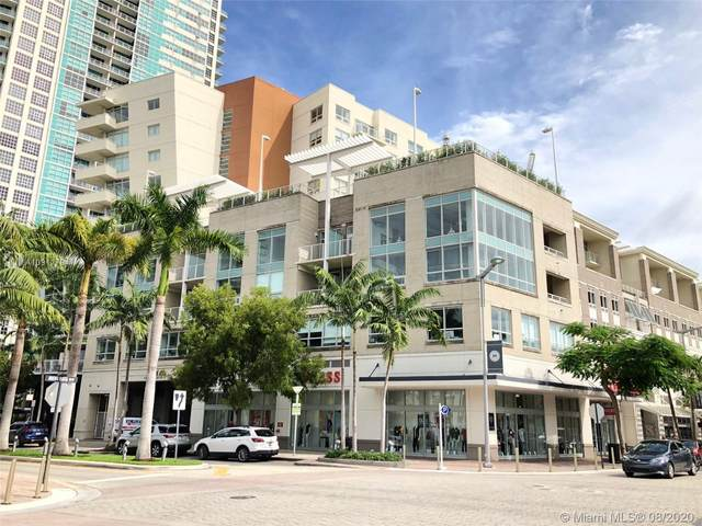 3250 NE 1st Ave #908, Miami, FL 33137 (MLS #A10911794) :: The Jack Coden Group