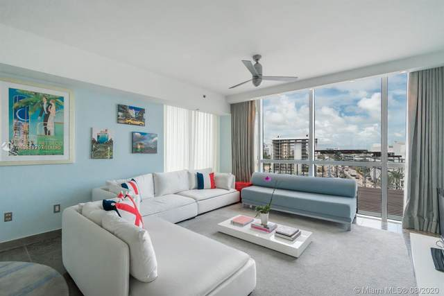 450 Alton Rd 706+708, Miami Beach, FL 33139 (MLS #A10911797) :: Green Realty Properties