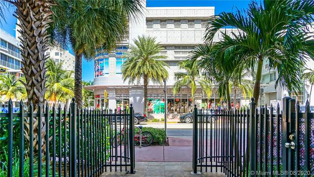 1150 Collins Ave #403, Miami Beach, FL 33139 (MLS #A10911916) :: Ray De Leon with One Sotheby's International Realty