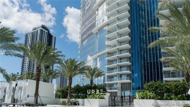 851 NE 1st Ave #2706, Miami, FL 33132 (MLS #A10911939) :: Re/Max PowerPro Realty