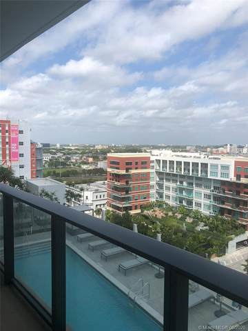 1600 NE 1st Ave #1019, Miami, FL 33132 (MLS #A10911980) :: The Pearl Realty Group