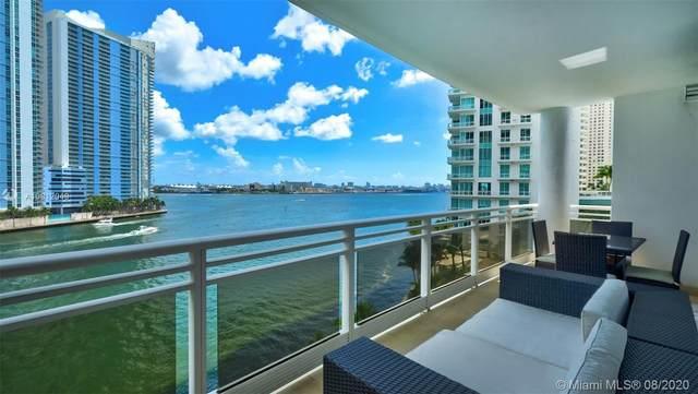901 Brickell Key Blvd #707, Miami, FL 33131 (MLS #A10912049) :: Berkshire Hathaway HomeServices EWM Realty