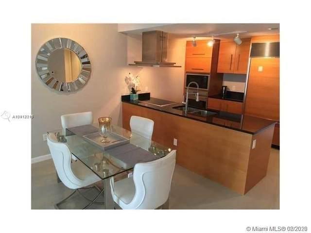 485 Brickell Ave #1607, Miami, FL 33131 (MLS #A10912110) :: Carole Smith Real Estate Team