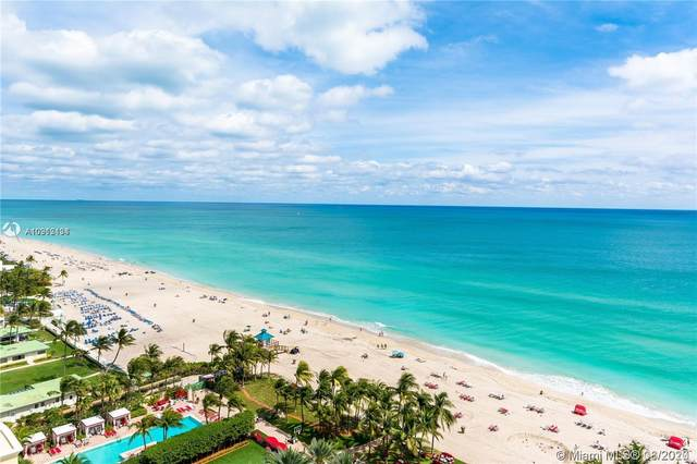 17875 Collins Ave #1606, Sunny Isles Beach, FL 33160 (MLS #A10912134) :: Ray De Leon with One Sotheby's International Realty
