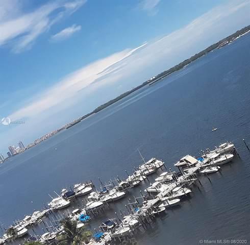 1901 Brickell Ave Slip 59, Miami, FL 33129 (MLS #A10912204) :: Re/Max PowerPro Realty