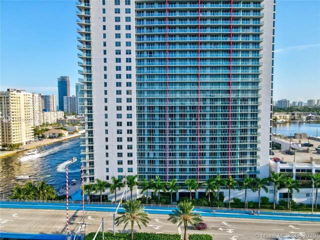 2602 E Hallandale Beach Blvd R1004, Hallandale Beach, FL 33009 (MLS #A10912237) :: Berkshire Hathaway HomeServices EWM Realty