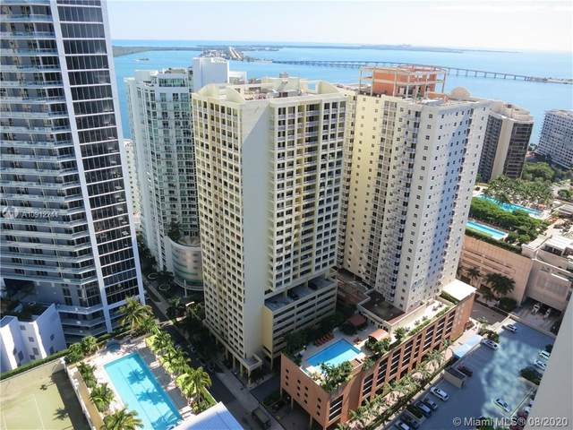 170 SE 14th St #1706, Miami, FL 33131 (MLS #A10912244) :: Berkshire Hathaway HomeServices EWM Realty