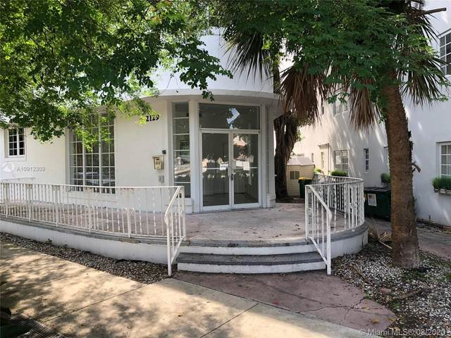 2129 Washington Ave #102, Miami Beach, FL 33139 (MLS #A10912309) :: Green Realty Properties