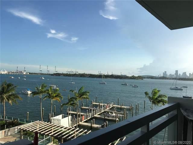 1500 Bay Rd 436S, Miami Beach, FL 33139 (MLS #A10912375) :: The Paiz Group
