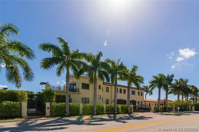 10031 W Broadview Dr, Bay Harbor Islands, FL 33154 (MLS #A10912396) :: The Pearl Realty Group