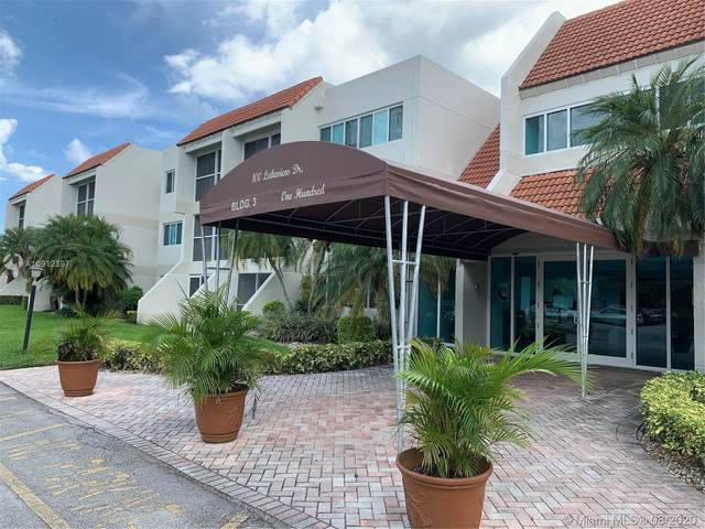 100 Lakeview Dr #219, Weston, FL 33326 (MLS #A10912397) :: ONE Sotheby's International Realty