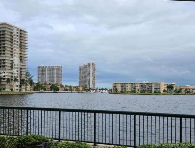 18151 NE 31st Ct #112, Aventura, FL 33160 (MLS #A10912503) :: Berkshire Hathaway HomeServices EWM Realty