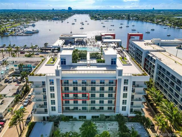 777 N Ocean Dr S417, Hollywood, FL 33019 (MLS #A10912513) :: ONE Sotheby's International Realty