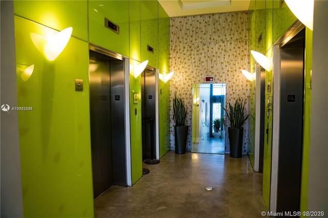 133 NE 2nd Ave #601, Miami, FL 33132 (MLS #A10912591) :: Castelli Real Estate Services