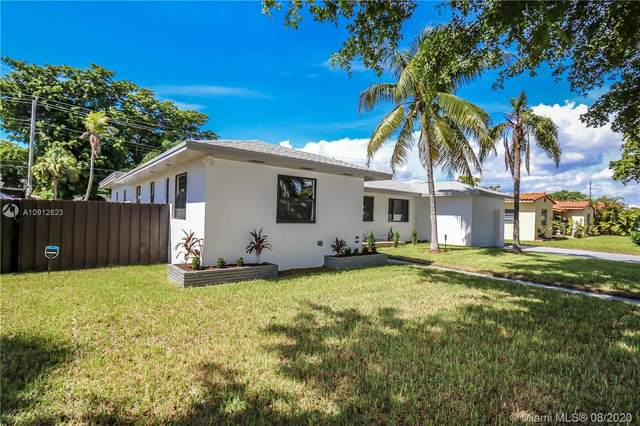 1940 Funston St, Hollywood, FL 33020 (MLS #A10912623) :: Prestige Realty Group