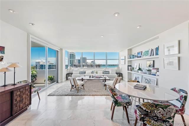 20 Island Ave #1509, Miami Beach, FL 33139 (MLS #A10912628) :: ONE Sotheby's International Realty