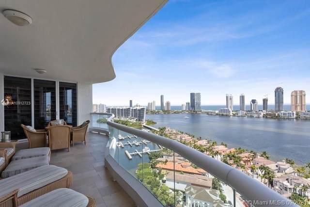 6000 Island Blvd #2306, Aventura, FL 33160 (MLS #A10912723) :: Ray De Leon with One Sotheby's International Realty