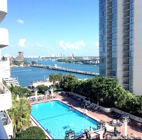1717 N Bayshore Dr A-3050, Miami, FL 33132 (MLS #A10912883) :: The Rose Harris Group