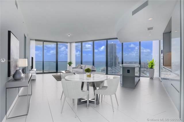 18975 Collins Ave #3704, Sunny Isles Beach, FL 33160 (MLS #A10912902) :: Carole Smith Real Estate Team