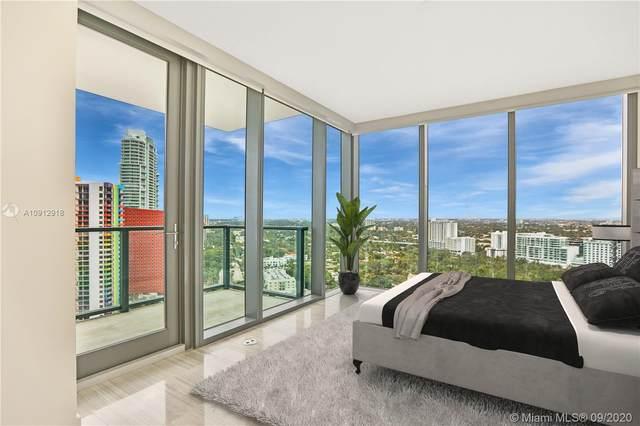 1451 Brickell Ave #2303, Miami, FL 33131 (#A10912918) :: Posh Properties