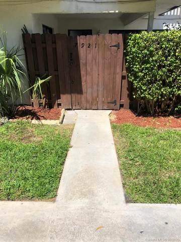7921 Tam Oshanter Blvd #7921, North Lauderdale, FL 33068 (MLS #A10912926) :: Albert Garcia Team