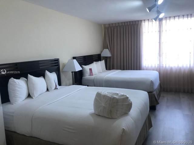 19201 Collins Ave #245, Sunny Isles Beach, FL 33160 (MLS #A10912978) :: Berkshire Hathaway HomeServices EWM Realty