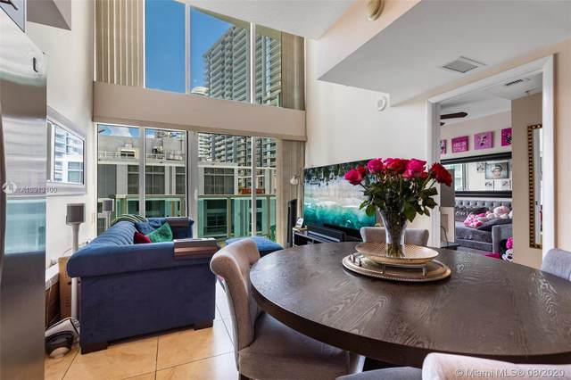 41 SE 5th St #1508, Miami, FL 33131 (MLS #A10913100) :: Ray De Leon with One Sotheby's International Realty
