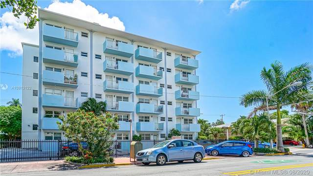801 Meridian Ave 5E, Miami Beach, FL 33139 (MLS #A10913122) :: Ray De Leon with One Sotheby's International Realty