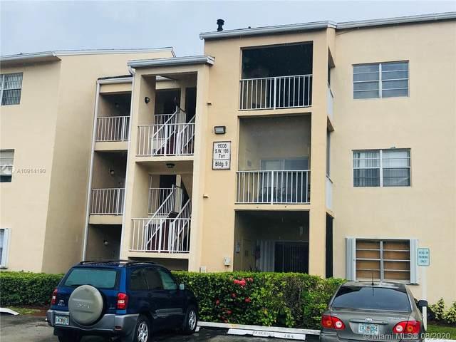 15330 SW 106th Ter #915, Miami, FL 33196 (MLS #A10914190) :: Carole Smith Real Estate Team