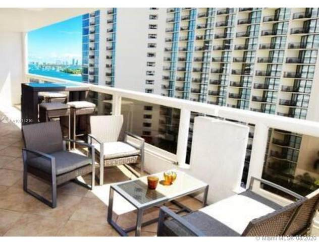 1717 N Bayshore Dr A-1856, Miami, FL 33132 (MLS #A10914216) :: Berkshire Hathaway HomeServices EWM Realty