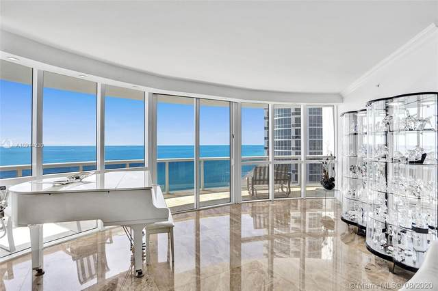 18201 Collins Ave #2009, Sunny Isles Beach, FL 33160 (MLS #A10914230) :: Re/Max PowerPro Realty