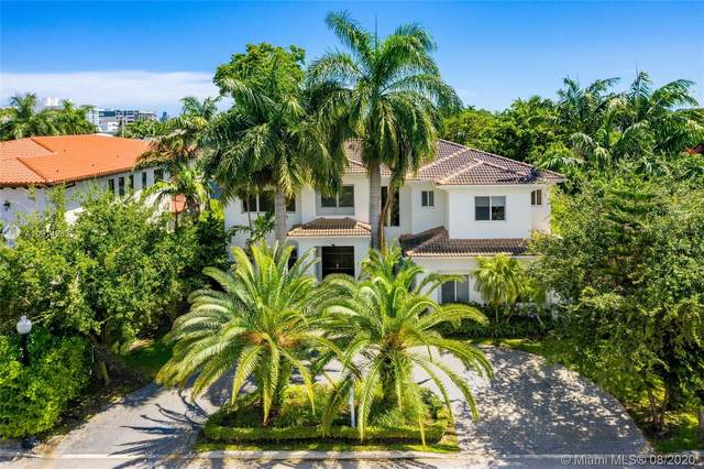 1210 97th St, Bay Harbor Islands, FL 33154 (MLS #A10914233) :: Berkshire Hathaway HomeServices EWM Realty