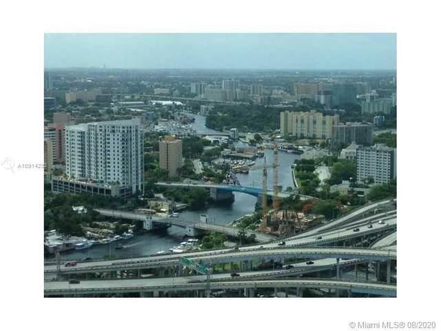 92 SW 3rd St #2806, Miami, FL 33130 (MLS #A10914282) :: Berkshire Hathaway HomeServices EWM Realty