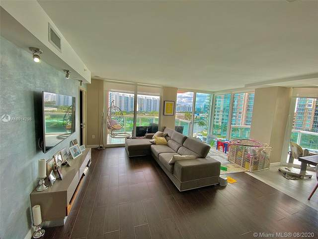 3370 NE 190th St #814, Aventura, FL 33180 (#A10914296) :: Posh Properties
