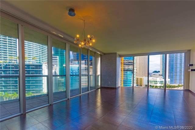465 Brickell Ave #1202, Miami, FL 33131 (MLS #A10914358) :: Berkshire Hathaway HomeServices EWM Realty
