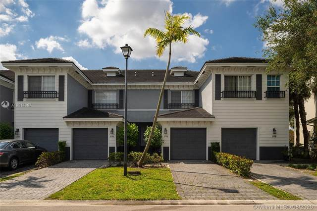 3596 NW 13th St #3596, Lauderhill, FL 33311 (MLS #A10914367) :: ONE Sotheby's International Realty