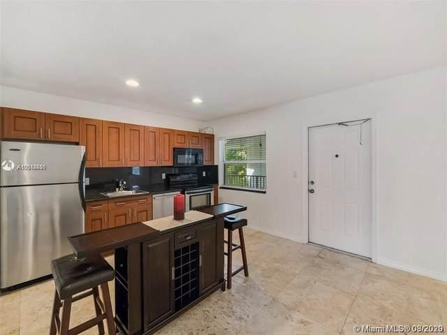 1470 N Dixie Hwy #33, Fort Lauderdale, FL 33304 (MLS #A10914456) :: Berkshire Hathaway HomeServices EWM Realty