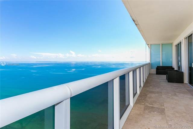 1830 S Ocean Dr #5108, Hallandale Beach, FL 33009 (MLS #A10914482) :: Ray De Leon with One Sotheby's International Realty