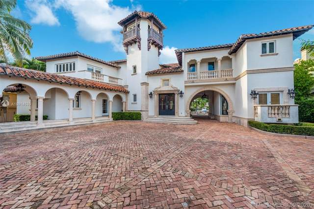 282 Carabela Ct, Coral Gables, FL 33143 (MLS #A10914539) :: The Pearl Realty Group