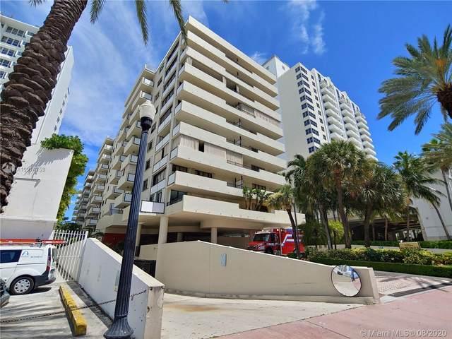 1623 Collins Ave Ph1007, Miami Beach, FL 33139 (MLS #A10914759) :: The Teri Arbogast Team at Keller Williams Partners SW
