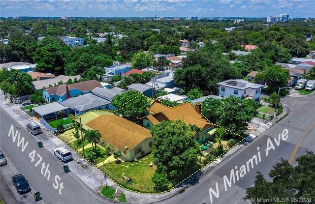 4702 N Miami Ave, Miami, FL 33127 (MLS #A10914936) :: Berkshire Hathaway HomeServices EWM Realty